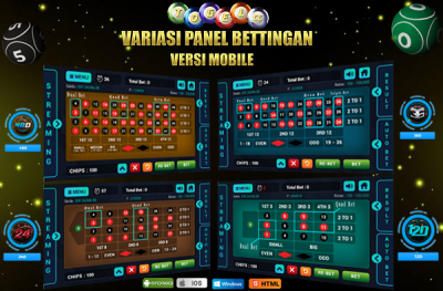 Variasi Bettingan Live Dingdong Versi Mobile Di Togelcc
