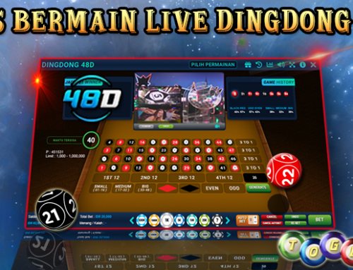 Tips Bermain Live Dingdong 48D di Togelcc