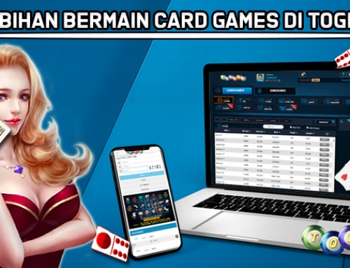 Kelebihan Bermain Card Games di Togelcc